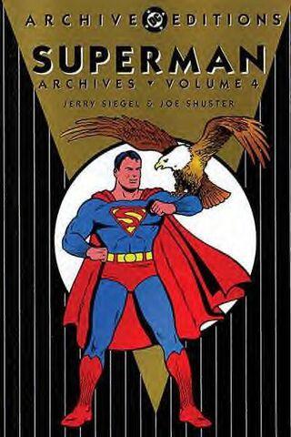 File:Superman Archives, Volume 4.jpg