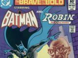 The Brave and the Bold Vol 1 182