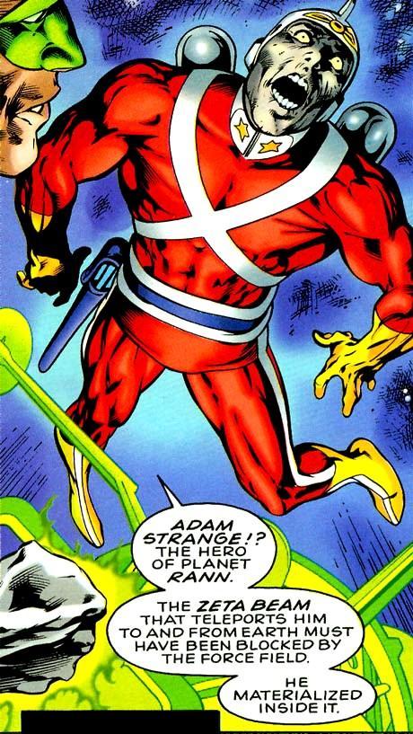 Image - Adam Strange Nail 001.jpg | DC Database | FANDOM powered by ...