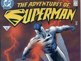 Adventures of Superman Vol 1 549