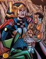 Big Barda The Coming of the Supermen 0001