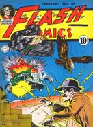 Flash Comics 49