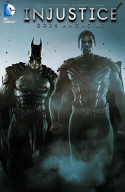 Cover for the Injustice: Gods Among Us Vol. 2 Trade Paperback
