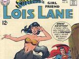Superman's Girlfriend, Lois Lane Vol 1 92