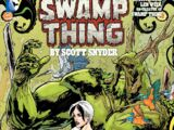 Swamp Thing by Scott Snyder Deluxe Edition (Collected)