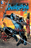Teen Titans Vol 4 23.2 Deathstroke