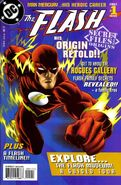 The Flash Secret Files and Origins 1