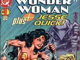 Wonder Woman Plus Jesse Quick Vol 1 1