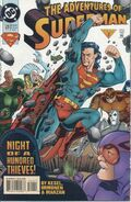 Adventures of Superman Vol 1 520
