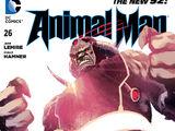 Animal Man Vol 2 26