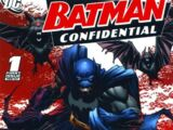 Batman Confidential Vol 1 1