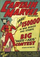 Captain Marvel Adventures Vol 1 15