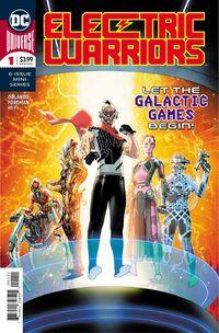 Electric Warriors Vol 1 1