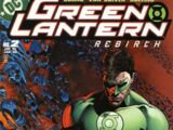 Green Lantern: Rebirth Vol 1 2