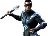 Richard Grayson (Injustice: Earth One)