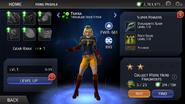 Tara Markov DC Legends 0001