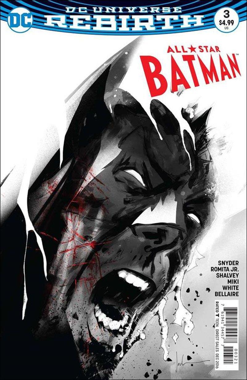 All-Star Batman #1 Cover E Variant Jock Cover