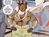 Amanda Waller (DC Bombshells)