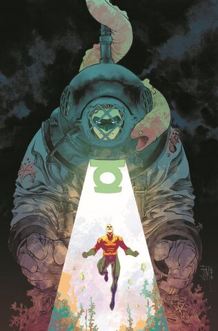 File:Aquaman Vol 7 44 Textless Green Lantern 75th Anniversary Variant.jpg