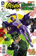 Batman '66 Meets The Green Hornet Vol 1 1