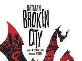 Batman: Broken City (Collected)
