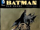 Batman: War Games Vol. 1 (Collected)