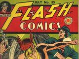 Flash Comics Vol 1 55