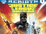 Justice League of America Vol 5 1
