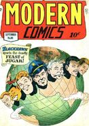 Modern Comics Vol 1 89