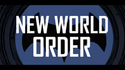 New world order batman telltale