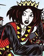 Queen of Spades DC Super Friends