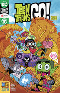 Teen Titans Go! Special Edition Vol 1 1