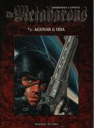 The Metabarons Aghnar and Oda
