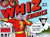 Whiz Comics Vol 1 39