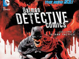 Detective Comics: Scare Tactics (Collected)