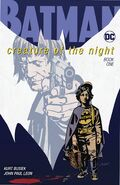Batman Creature of the Night Vol 1 1