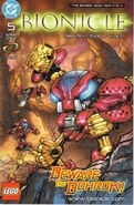 Bionicle Vol 1 5