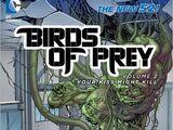 Birds of Prey: Your Kiss Might Kill