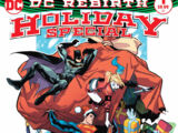 DC Rebirth Holiday Special Vol 1 1