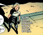 Eliza Danvers Prime Earth 001