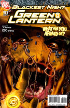 Green Lantern Vol 4 51 Greg Horn Variant