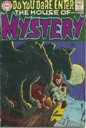 House of Mystery v.1 175