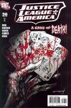 Justice League of America Vol 2 36