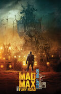 Mad Max Fury Road - Inspired Artists Deluxe Edition