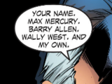Max Mercury (Smallville)