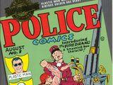 Millennium Edition: Police Comics Vol 1 1