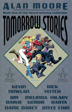 Cover for the Tomorrow Stories: Book Two Trade Paperback