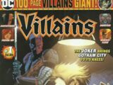 Villains Giant Vol 1 1