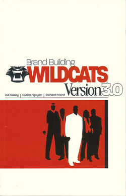 Cover for the Wildcats Version 3.0: Brand Building Trade Paperback