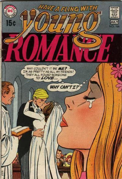 Romance Book Cover Quest : Young romance vol dc database fandom powered by